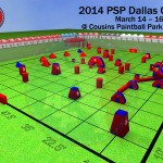 Dallas Open – Field Layout