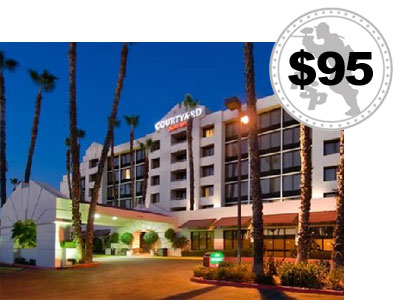 Hotel Discount Courtyard Marriott Riverside CA