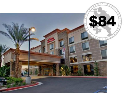 Hotel Discount Hampton Inn & Suites Riverside CA